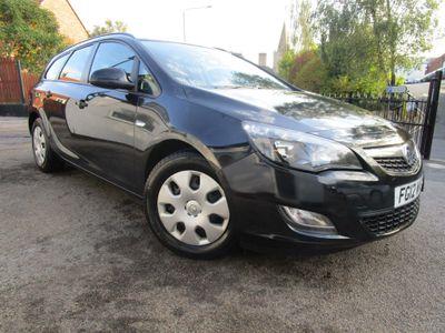 Vauxhall Astra Estate 1.7 CDTi ecoFLEX 16v ES (s/s) 5dr