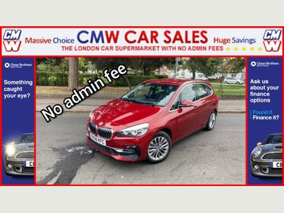 BMW 2 Series Active Tourer MPV 2.0 220d Luxury Active Tourer Auto xDrive (s/s) 5dr