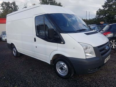 Ford Transit Panel Van 2.2 TDCi 280 Duratorq Medium Roof Van M 3dr (MWB)