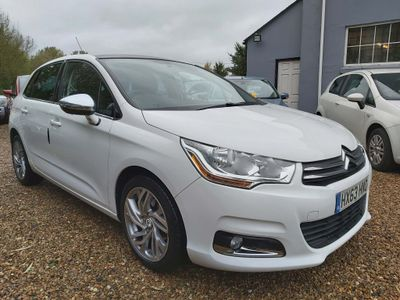 CITROEN C4 Hatchback 1.6 VTi Selection 5dr