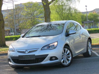 Vauxhall Astra GTC Coupe 1.7 CDTi SRi (s/s) 3dr