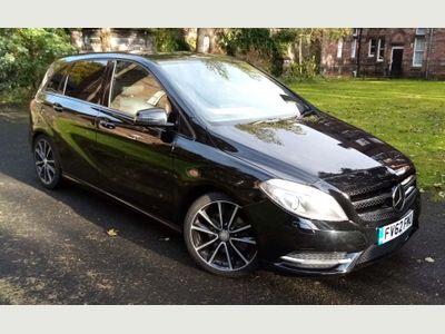 Mercedes-Benz B Class Hatchback 1.8 B200 CDI BlueEFFICIENCY Sport (s/s) 5dr
