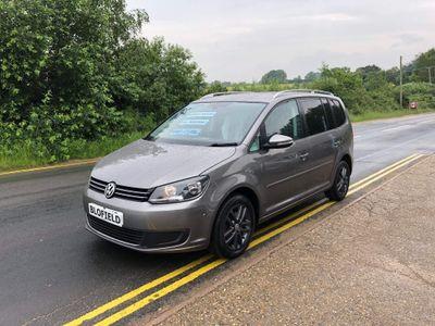 Volkswagen Touran MPV 1.6 TDI SE 5dr (5 Seat)