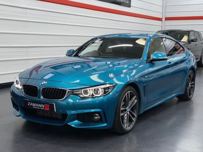 BMW 4 Series Gran Coupe Coupe 3.0 430d M Sport Gran Coupe Auto (s/s) 5dr