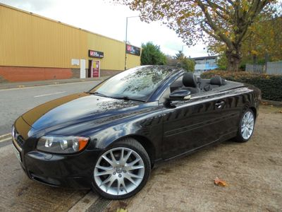 Volvo C70 Convertible 2.4 i SE Lux Geartronic 2dr