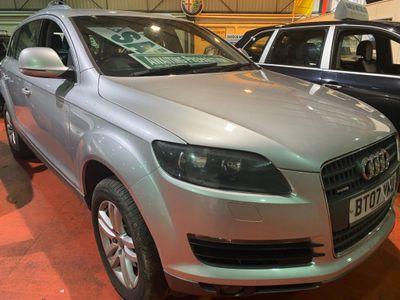 Audi Q7 SUV 3.0 TDI SE Tiptronic quattro 5dr