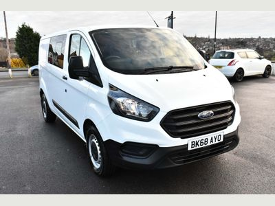 Ford Transit Custom Unlisted 2.0 TDCi 320 L2H1 DCIV 5dr (6 Seat)