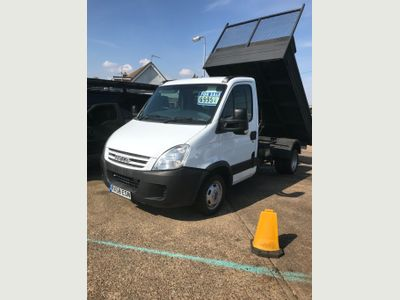 Iveco Daily Tipper IVECO DAILY 35C12 TIPPER MWB