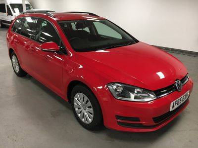 Volkswagen Golf Estate 1.4 TSI BlueMotion Tech S DSG (s/s) 5dr