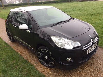 Citroen DS3 Hatchback 1.6 DSport 3dr