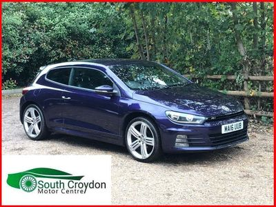 VOLKSWAGEN SCIROCCO Coupe 2.0 TDI BlueMotion Tech R-Line Hatchback 3dr