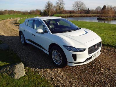 Jaguar I-PACE SUV 90kWh S Auto 4WD 5dr