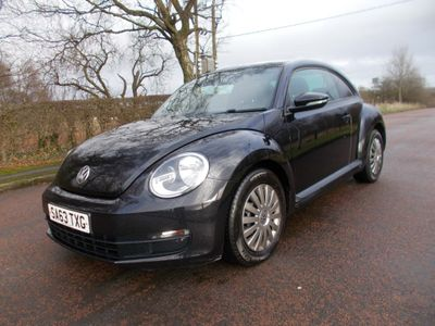 Volkswagen Beetle Hatchback 1.6 TDI BlueMotion Tech 3dr