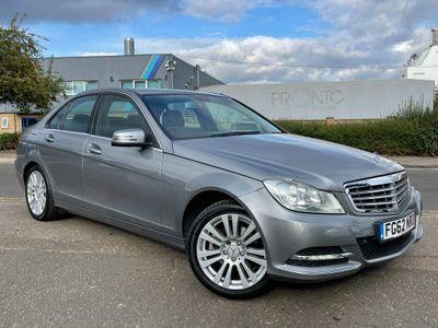 Mercedes-Benz C Class Saloon 2.1 C220 CDI BlueEFFICIENCY SE (Executive) 7G-Tronic Plus 4dr