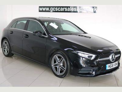 Mercedes-Benz A Class Hatchback 1.3 A200 AMG Line (Executive) 7G-DCT (s/s) 5dr