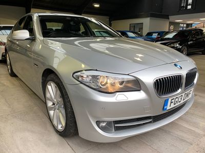 BMW 5 Series Saloon 3.0 530d BluePerformance SE 4dr