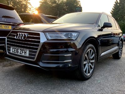 Audi Q7 SUV 3.0 TDI V6 SE Tiptronic quattro (s/s) 5dr