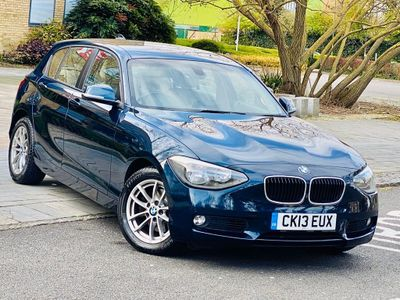 BMW 1 Series Hatchback 1.6 118i SE Sports Hatch 5dr