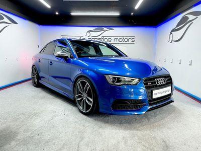 Audi S3 Saloon 2.0 TFSI S Tronic quattro 4dr (Nav)