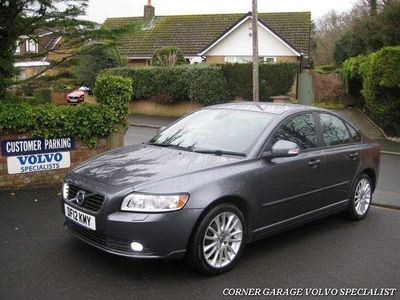 Volvo S40 Saloon 1.6D DRIVe SE Lux (s/s) 4dr