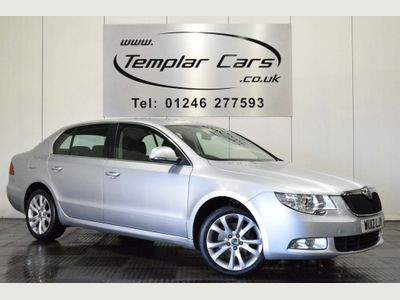 SKODA Superb Hatchback 2.0 TDI CR DPF SE 5dr