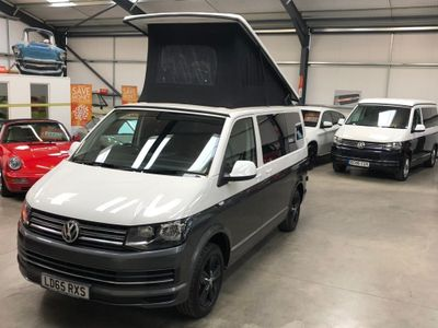 Volkswagen Transporter Van Conversion 2.0 TDI BlueMotion Tech T26 Startline Panel Van 5dr Diesel Manual (SWB) (176 g/km, 101 bhp)