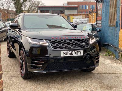 Land Rover Range Rover Velar SUV 2.0 P250 R-Dynamic HSE Auto 4WD (s/s) 5dr