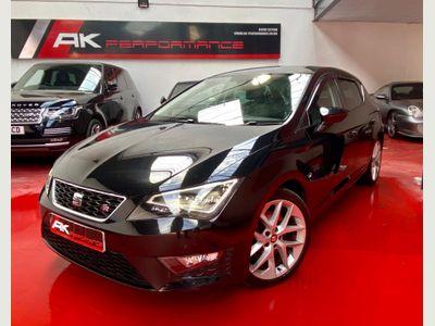 SEAT Leon Hatchback 2.0 TDI FR (Tech Pack) DSG (s/s) 5dr