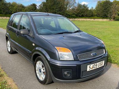 Ford Fusion Hatchback 1.4 TDCi Zetec Climate 5dr