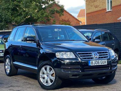 Volkswagen Touareg SUV 2.5 TDI SE Sport 5dr