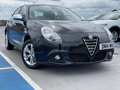 Alfa Romeo Giulietta Hatchback 1.4 TB Distinctive (s/s) 5dr