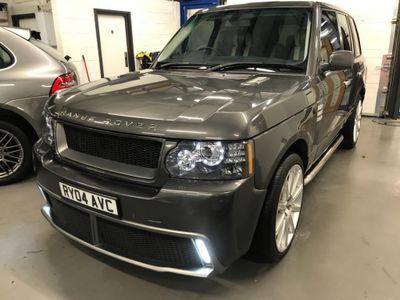 Land Rover Range Rover SUV 4.4 V8 HSE 5dr