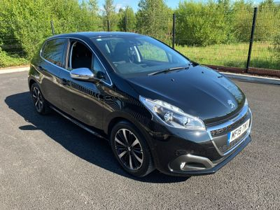 Peugeot 208 Hatchback 1.2 PureTech Tech Edition (s/s) 5dr