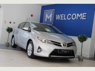 Toyota Auris Hatchback 1.6 V-Matic Icon 5dr