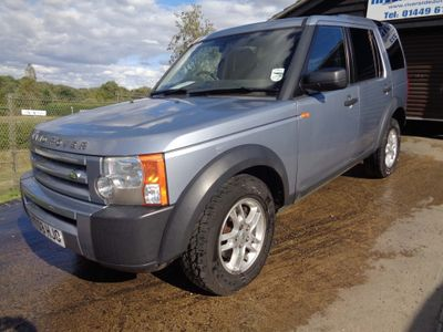 Land Rover Discovery 3 Other 2.7 TD V6 Panel Van 5dr