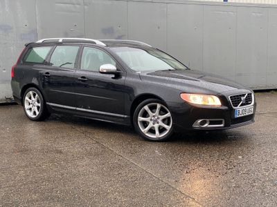 Volvo V70 Estate 2.0D R-Design Premium 5dr