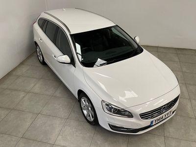 Volvo V60 Estate 2.0 D3 SE Lux (s/s) 5dr