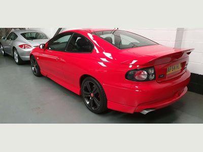 Vauxhall Monaro Coupe 5.7 i V8 VXR 2dr