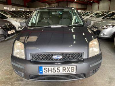 Ford Fusion Hatchback 1.4 2 5dr