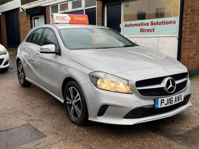 Mercedes-Benz A Class Hatchback 2.1 A200d SE (Executive) (s/s) 5dr