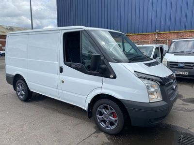 Ford Transit Panel Van 2.2 TDCi 260 Low Roof Panel Van S 5dr (EU5, SWB)
