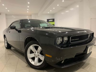Dodge Challenger Coupe 3.6 AUTO V6 COUPE LEFT HAND DRIVE