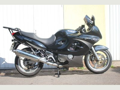 Suzuki GSX600 Sports Tourer 600 F-W