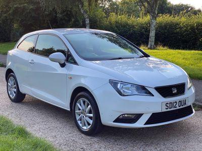 SEAT Ibiza Hatchback 1.4 SE SportCoupe 3dr