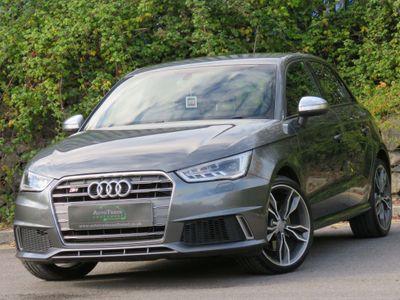 Audi S1 Hatchback 2.0 TFSI Sportback quattro (s/s) 5dr