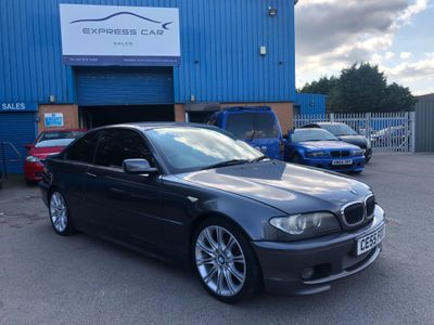 BMW 3 Series Coupe 2.2 320Ci 320 Sport 2dr