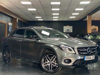 Mercedes-Benz GLA Class SUV 1.6 GLA180 Urban Edition (s/s) 5dr