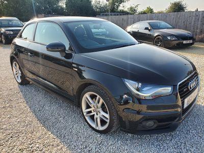 Audi A1 Hatchback 1.4 TFSI S line 3dr