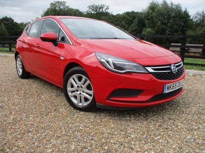 Vauxhall Astra Hatchback 1.6 CDTi ecoTEC BlueInjection Design 5dr