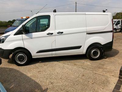 Ford Transit Custom Panel Van 2.0 TDCi 290 L1 H1 5dr